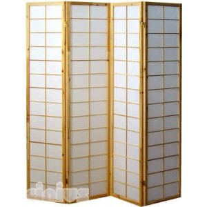 Nanji model screen, natural colour