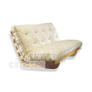 Timo model sofa-bed with futon mattress