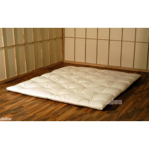 Shiatsu Futon Mattress 160 x 200