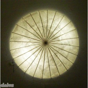 Wall lamp Parapli, umbrella shaped