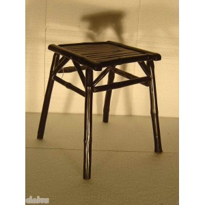 Folding chair with seat of Jute