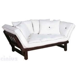 Sole-Eco model sofa-bed 2 places
