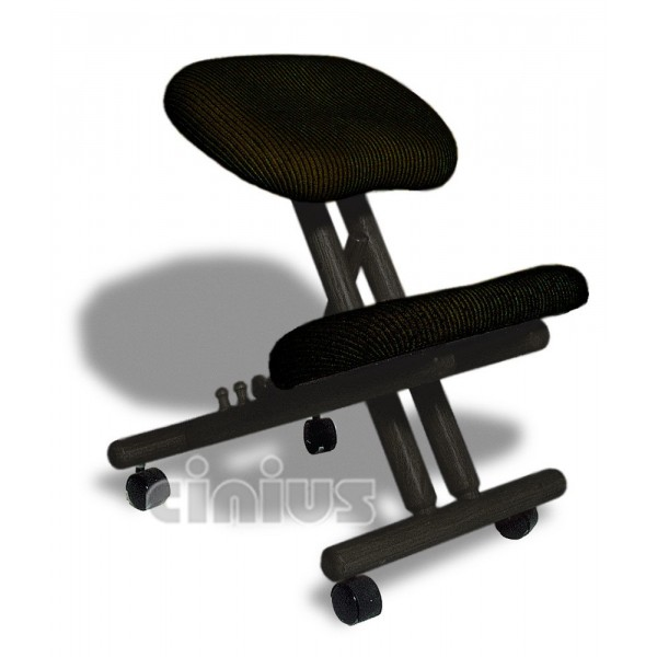 chaise ergonomique professionnel sans dossier. Black Bedroom Furniture Sets. Home Design Ideas