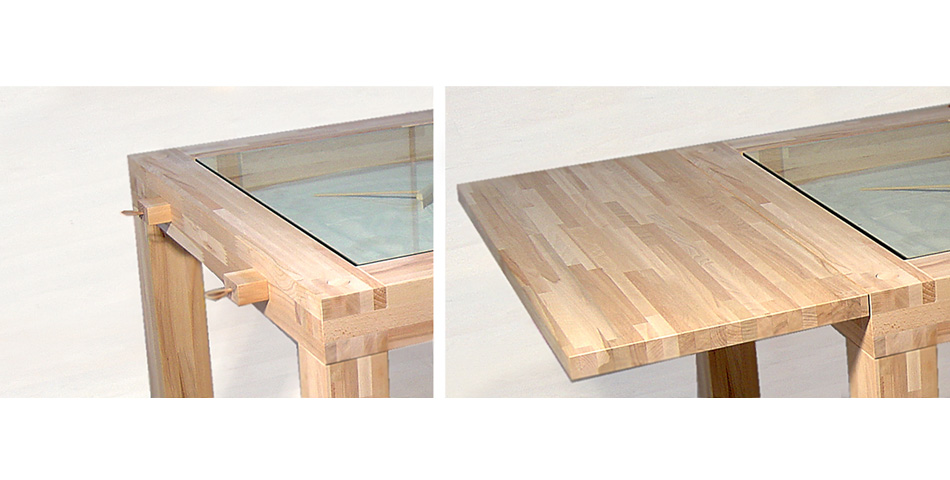 Extensions of the table