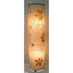 Lamp column with decorations h100